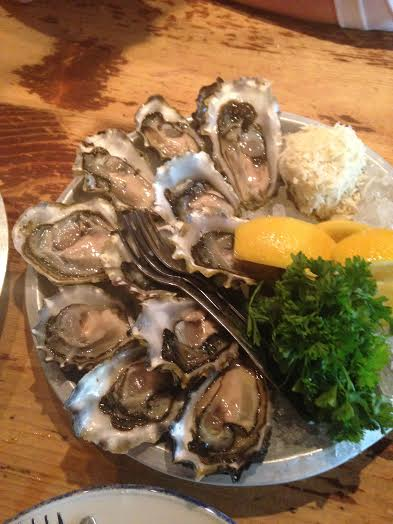 second oysters