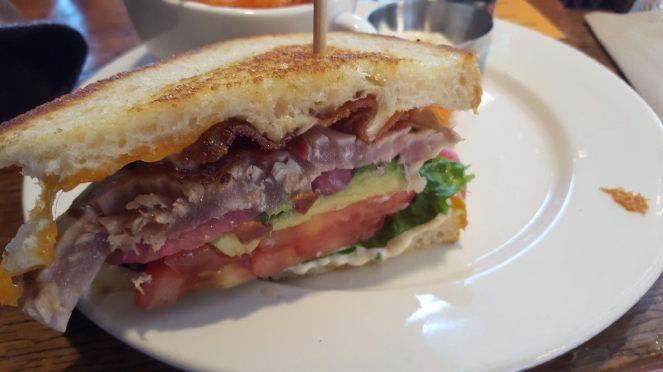 half sandwich
