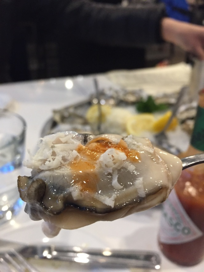 oyster again
