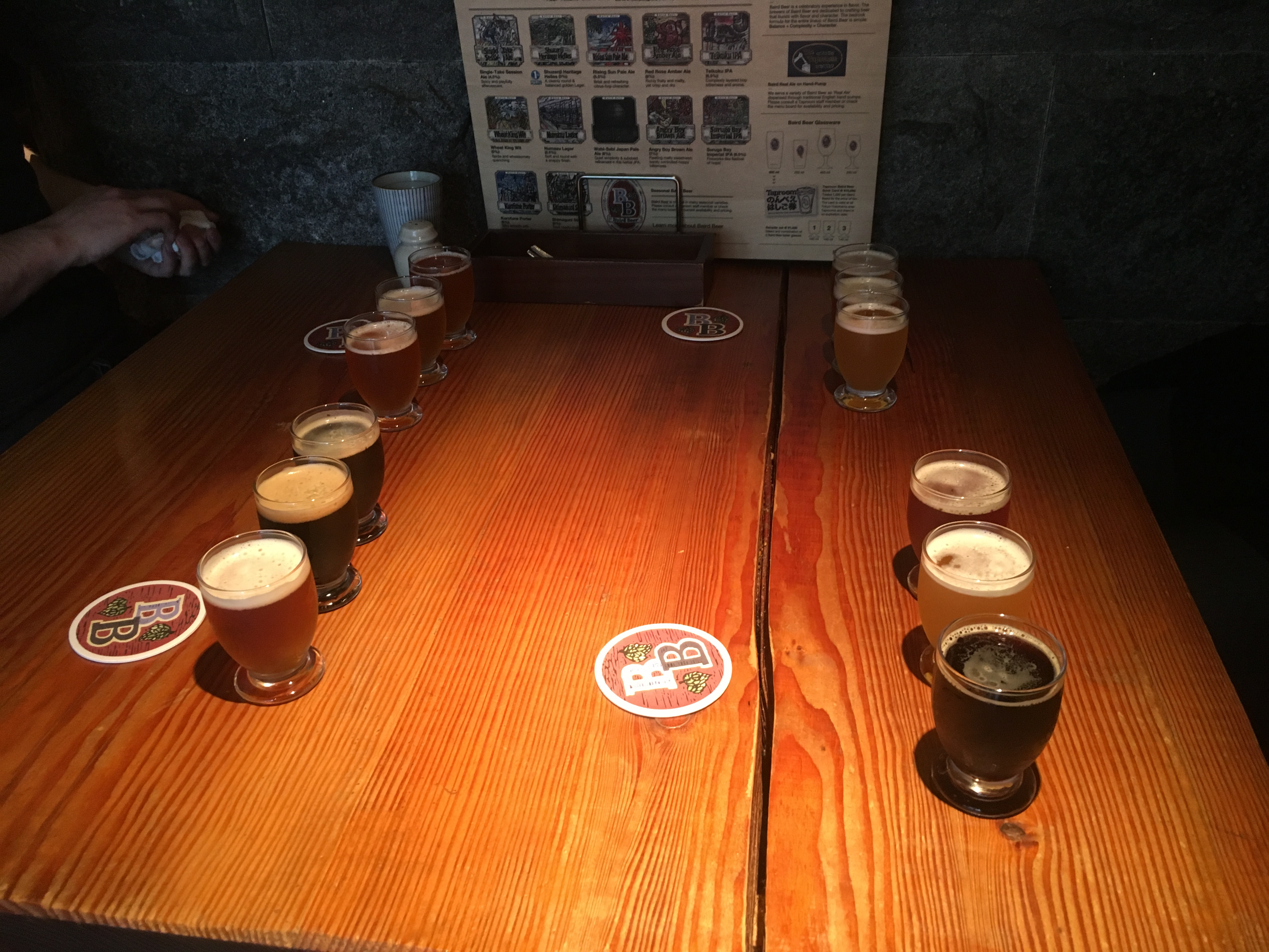 all beers