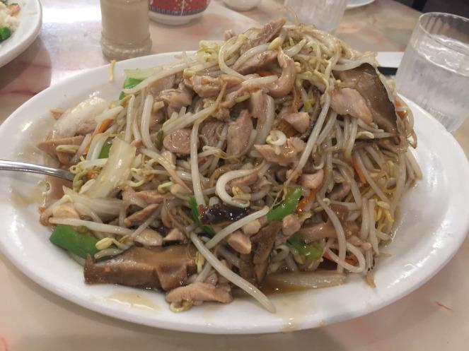 chicken chow