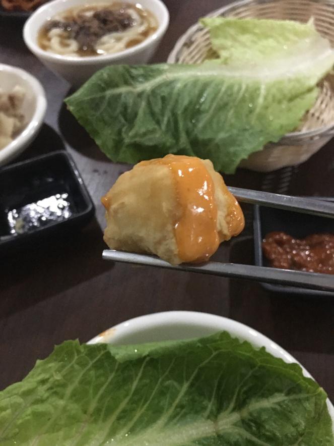 tofu bite