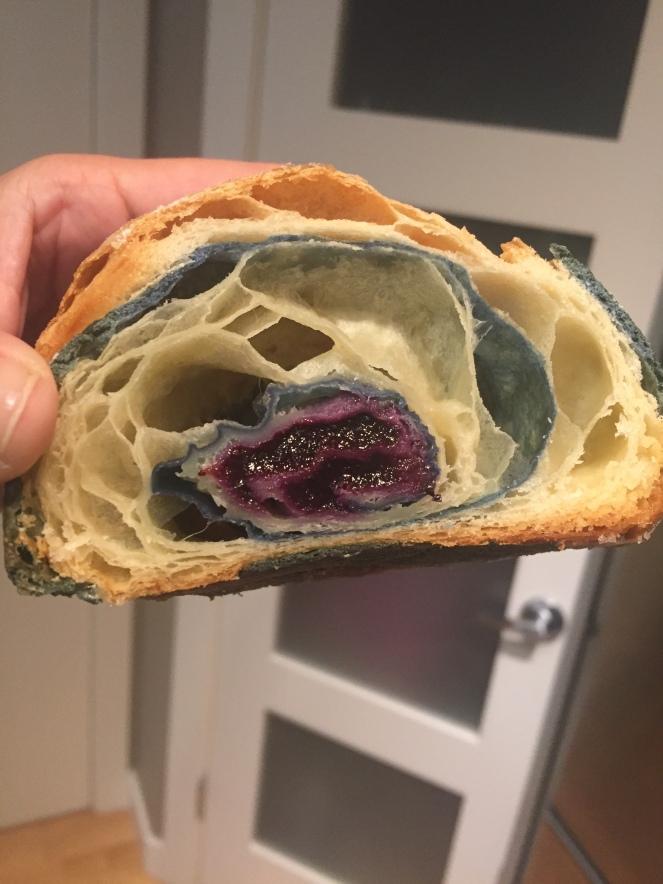 half blueberry
