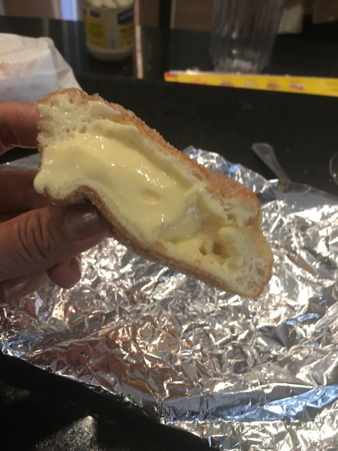 side doughnut